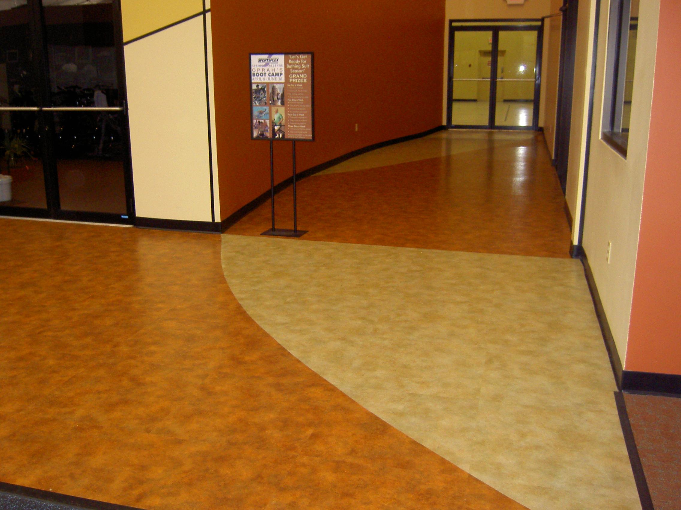 vinyl suburban floors