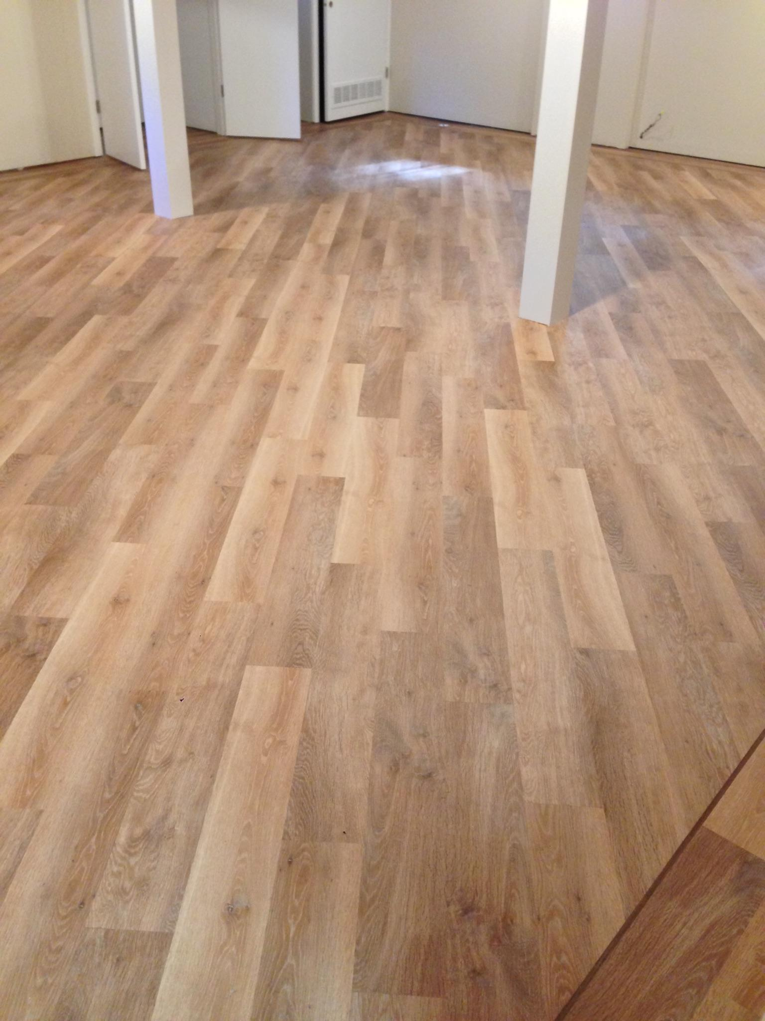 wood suburban floors
